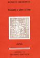 Cover of Sonetti e altri scritti