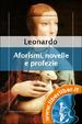 Cover of Aforismi, novelle e profezie