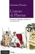 Cover of L'errore di Platone