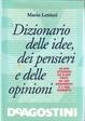 Cover of Dizionario delle idee, dei pensieri e delle opinioni