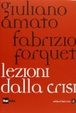 Cover of Lezioni dalla crisi