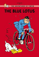 Cover of Tintin Young Readers Edition: The Blue Lotus
