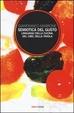 Cover of Semiotica del gusto