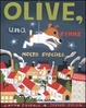 Cover of Olive, una renna molto speciale
