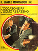 Cover of L'occasione fa l'uomo assassino