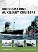 Cover of Kriegsmarine Auxiliary Cruisers