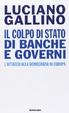 Cover of Il colpo di Stato di banche e governi