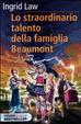Cover of Lo straordinario talento della famiglia Beaumont