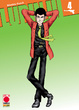 Cover of Lupin III vol. 4