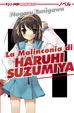 Cover of La malinconia di Haruhi Suzumiya