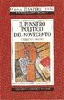 Cover of Il pensiero politico del Novecento