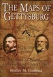 Cover of The Maps of Gettysburg