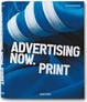 Cover of Advertising Now. Print