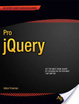 Cover of Pro JQuery