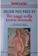 Cover of Tre saggi sulla teoria sessuale