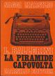 Cover of La piramide capovolta