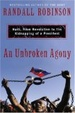 Cover of An Unbroken Agony