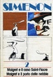 Cover of Maigret e il caso Saint-Fiacre - Maigret e il porto delle nebbie