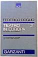 Cover of Il teatro in Europa vol.2