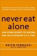 Cover of Never Eat Alone