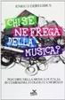 Cover of Chi se ne frega della musica?