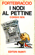 Cover of I nodi al pettine