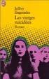 Cover of Les vierges suicidées