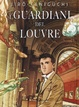 Cover of I guardiani del Louvre
