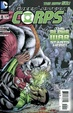 Cover of Green Lantern Corps Vol.3 #8