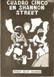 Cover of Cuadro cinco en Shannon Street