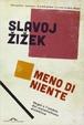 Cover of Meno di niente