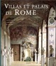 Cover of Villas et palais de Rome