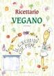 Cover of Ricettario vegano
