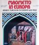 Cover of Maometto in Europa