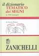 Cover of Il dizionario tematico dei segni