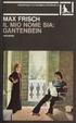 Cover of Il mio nome sia: Gantenbein