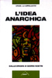 Cover of L'idea anarchica