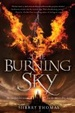 Cover of The Burning Sky