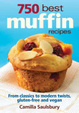 Cover of 750 Best Muffin Recipes