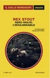 Cover of Nero Wolfe: l'invulnerabile