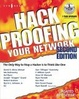 Cover of Hack Proofing Your Network
