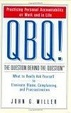Cover of QBQ! the Question Behind the Question