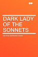 Cover of Dark Lady of the Sonnets