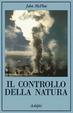 Cover of Il controllo della natura