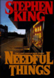 Cover of Needful Things