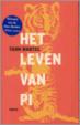 Cover of Het leven van Pi
