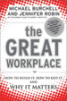 Cover of The Great Workplace