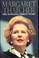 Cover of The Downing Street Years