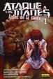 Cover of Ataque a los titanes: Antes de la caída #1