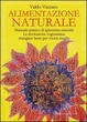 Cover of Alimentazione naturale